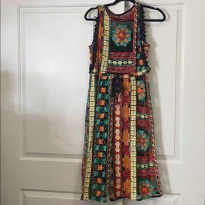 Anthropologie Eva Franco Saskia Dress